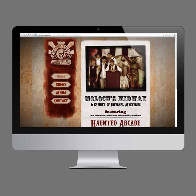 Moloch's Midway Website